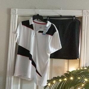 IZOD Women's Tennis Outfit